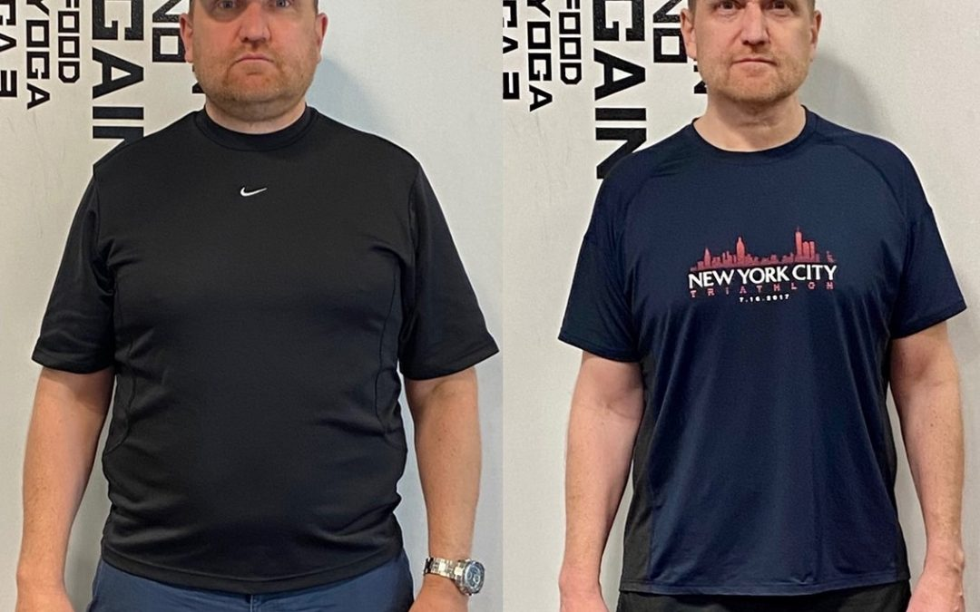 Client loses 49 lbs in only 6 Weeks!