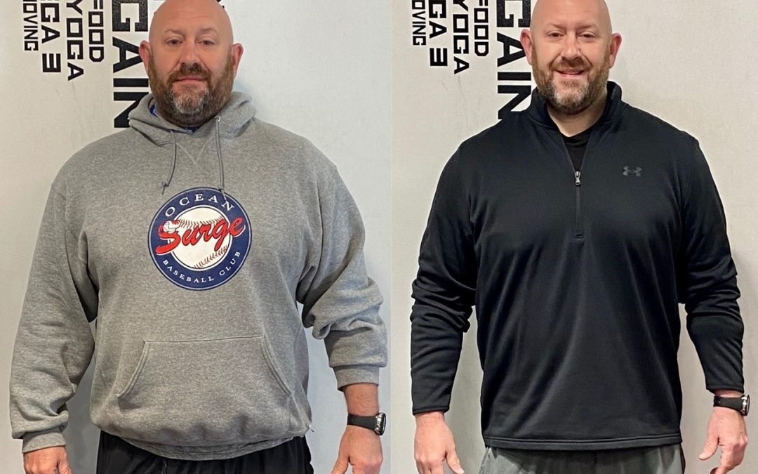 Client loses 29 lbs and is taken off medication in only 6 weeks!